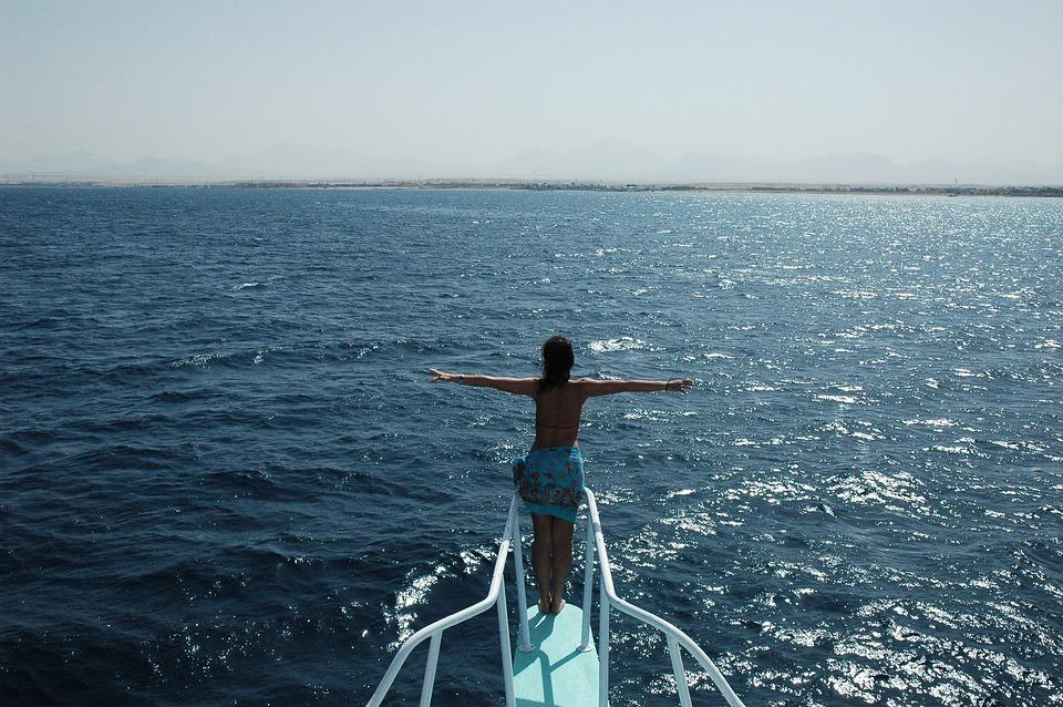 Titanic, Mare, Libertà